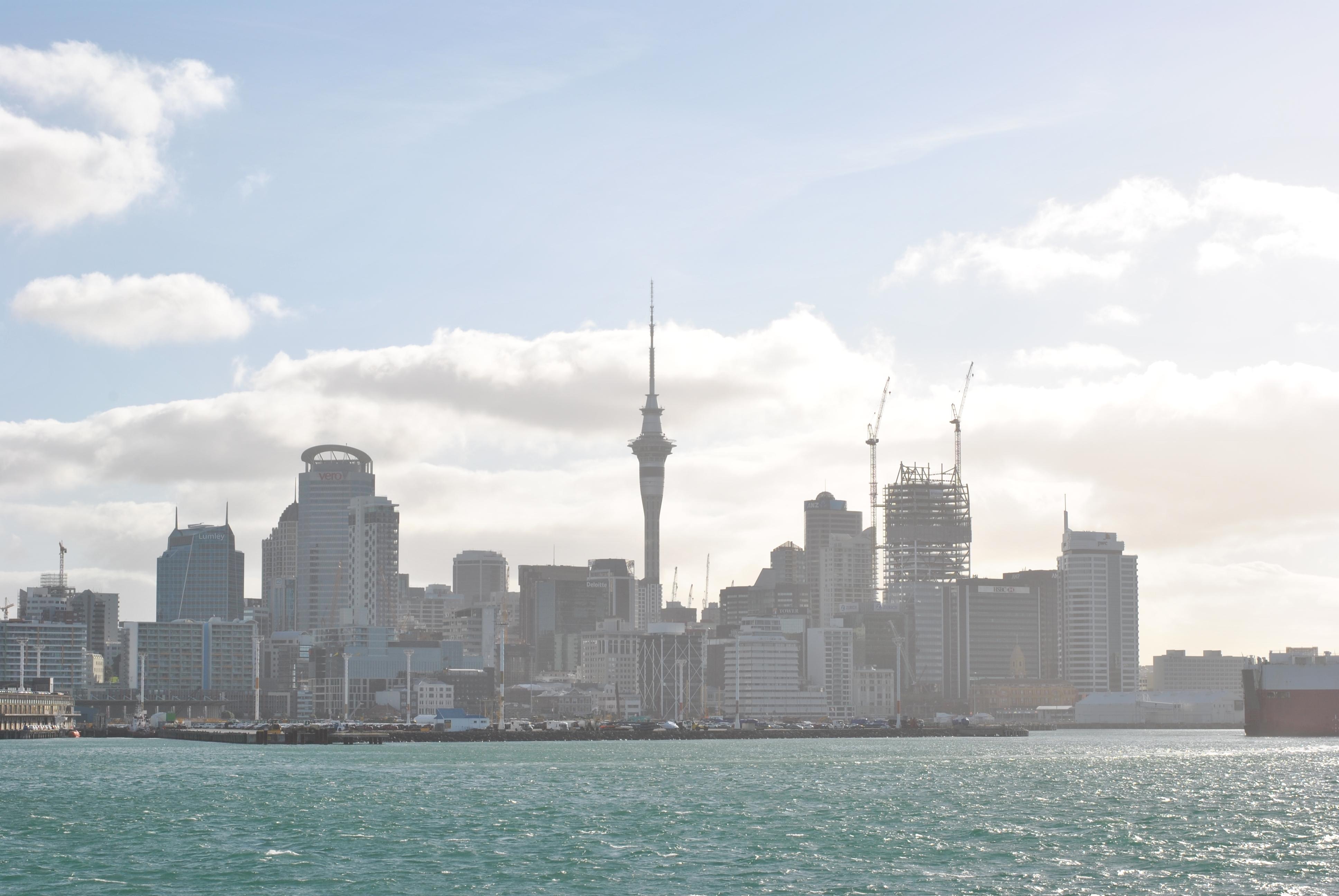 You are currently viewing Tag 1 auf der anderen Seite der Welt – Auckland [NZ]