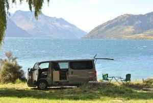 Entspannung, Steppe und Queenstown [NZ]