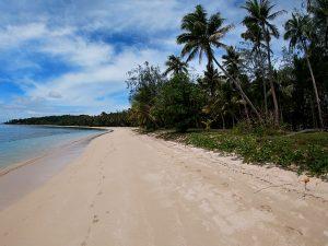 Wir sind offline auf einer einsamen Insel [FIJI]