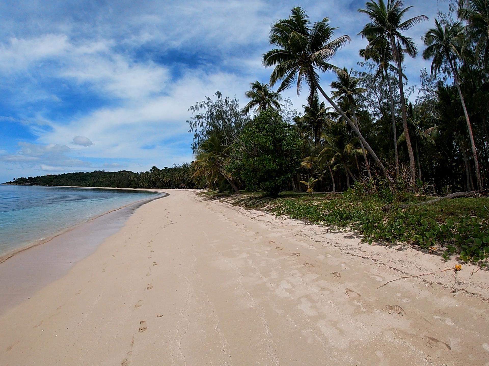 You are currently viewing Wir sind offline auf einer einsamen Insel [FIJI]