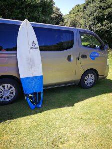 Read more about the article Surfen in Raglan – endlich wieder im Wasser [NZ]