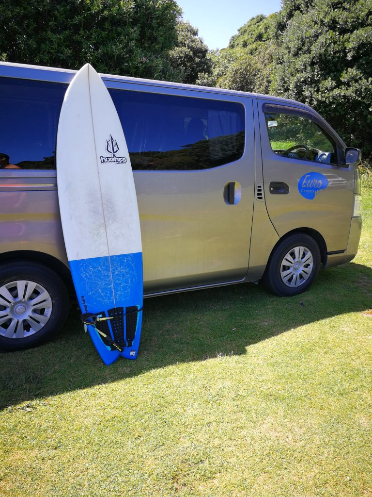 Surfen in Raglan – endlich wieder im Wasser [NZ]