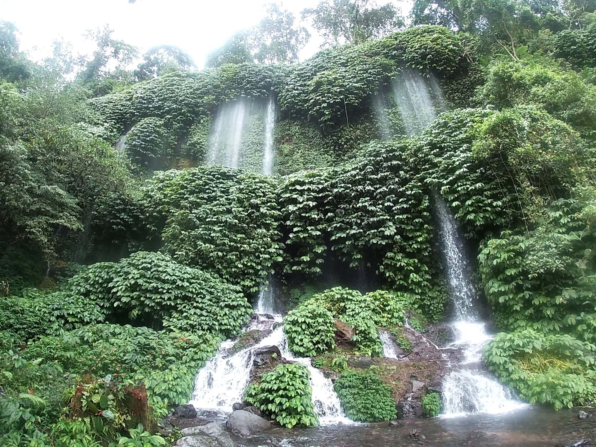 Einmal Kultur, Wasserfälle und neue Erfahrungen, bitte [INDO]