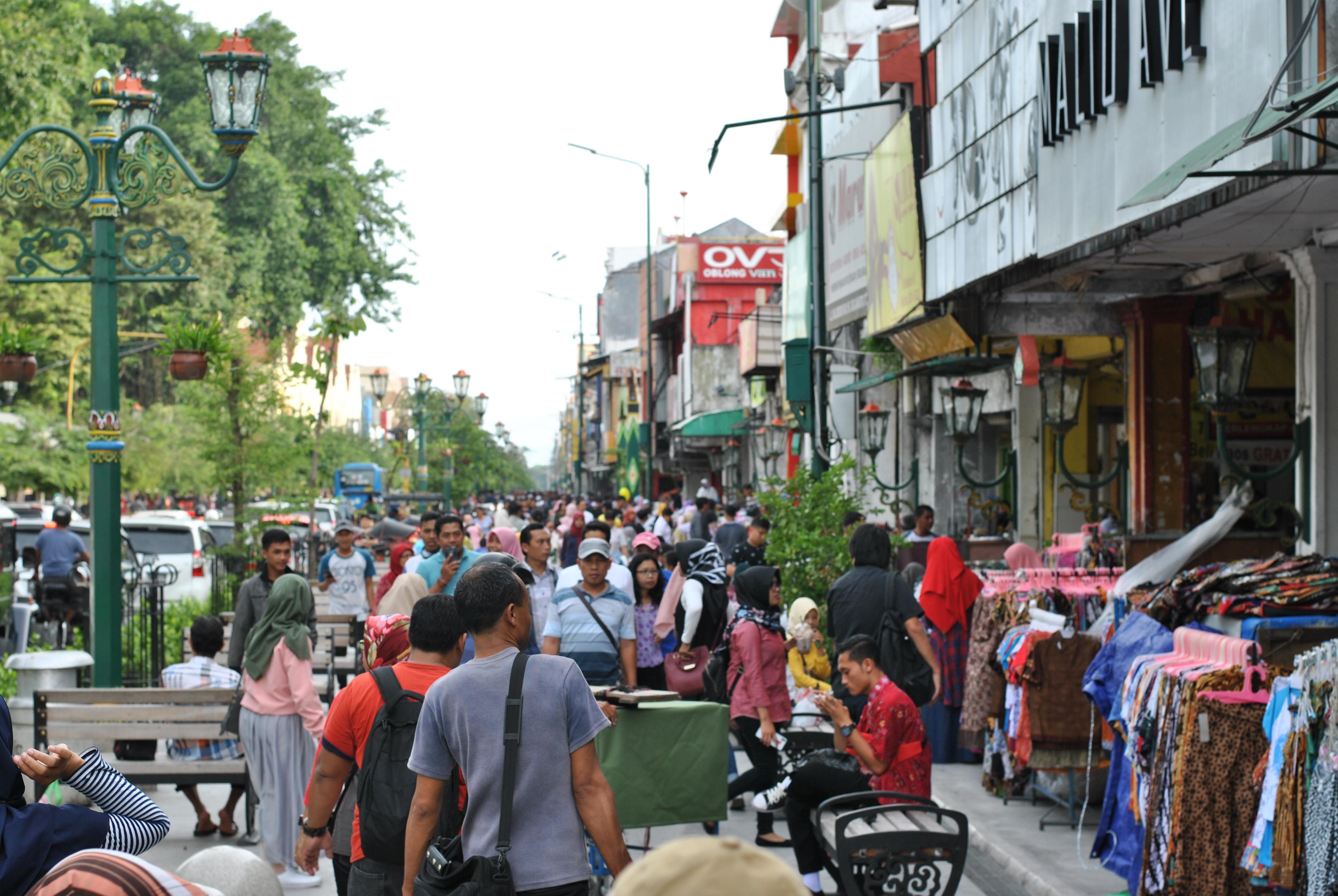 Das echte Indonesien – Yogyakarta auf Java [INDO]
