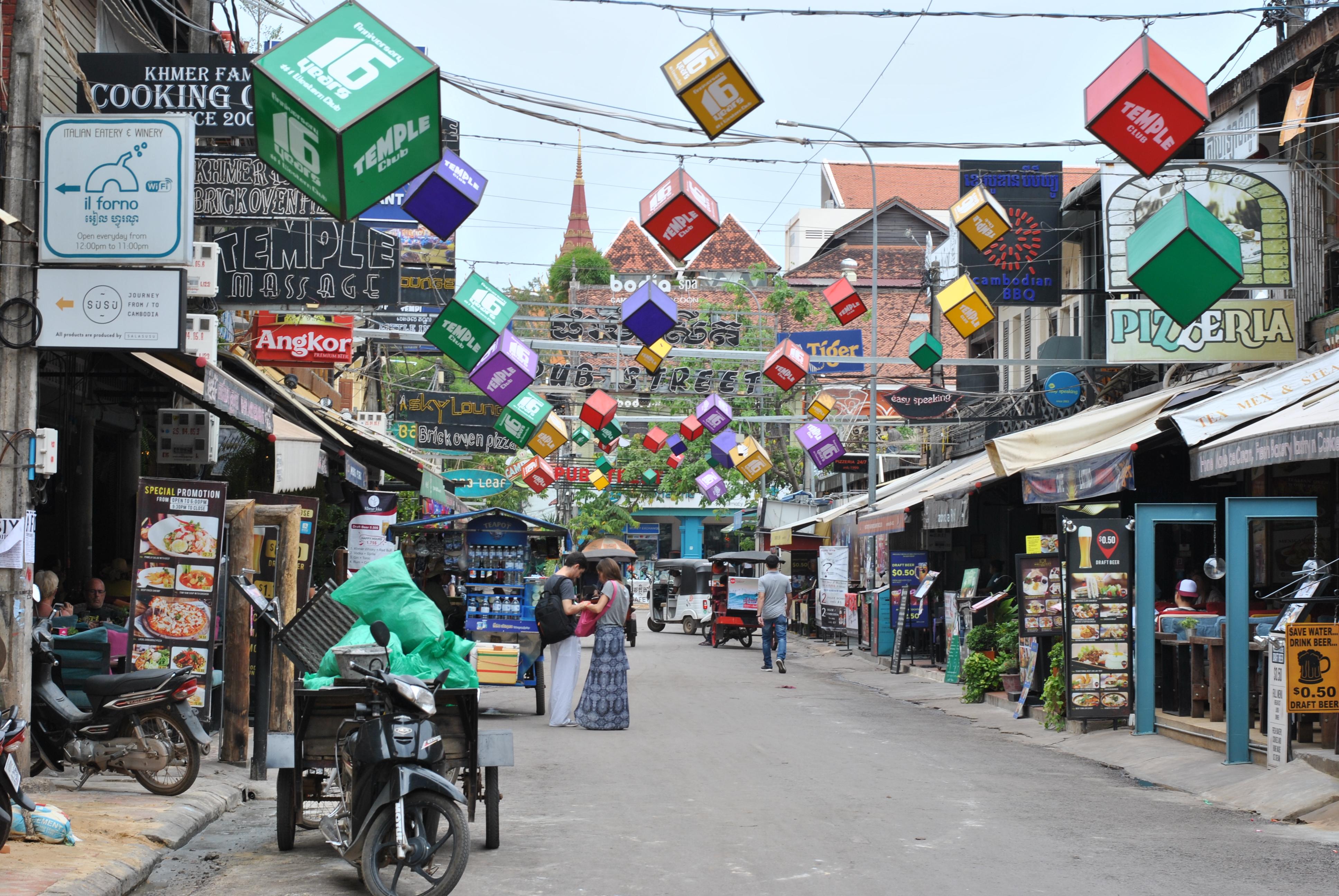 You are currently viewing Auf nach Siem Reap – Märkte und eine Stadt im Aufschwung [KAMB]