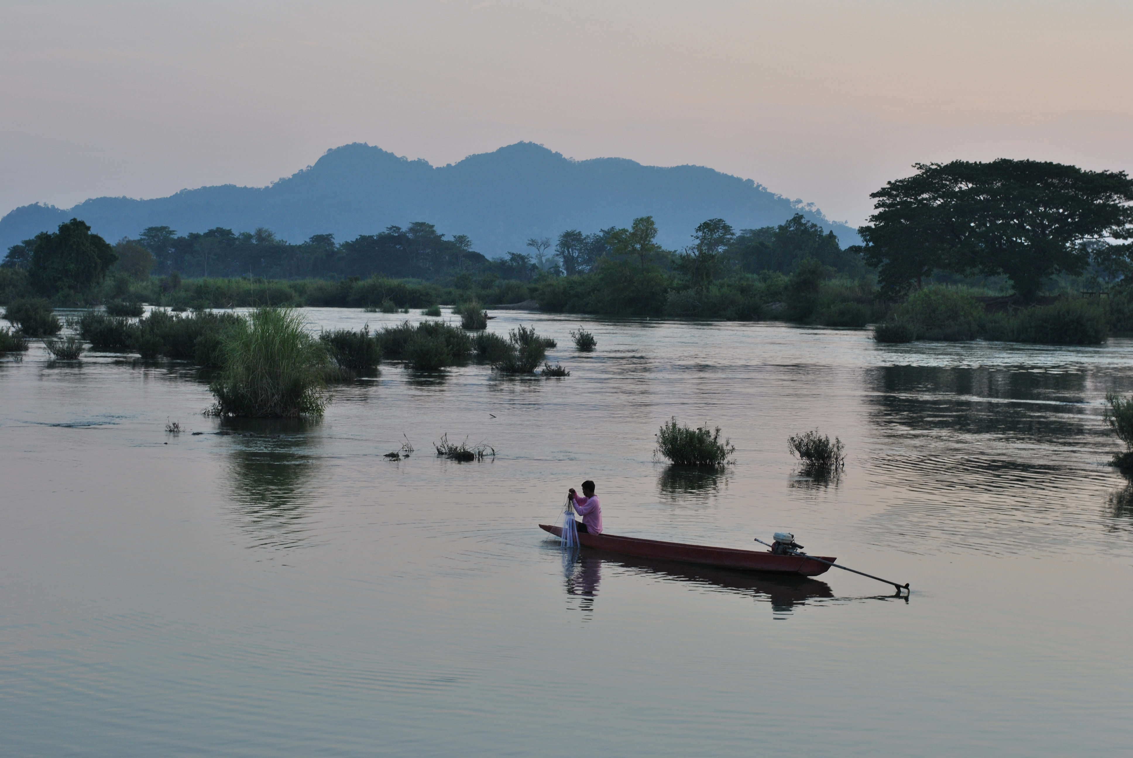 You are currently viewing Don Det – manchmal hat man eben Pech [LAOS]