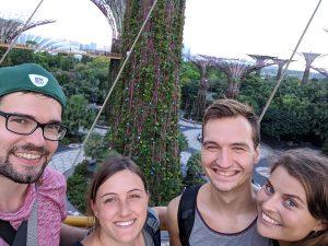 Singapur entdecken zu viert [SGP]