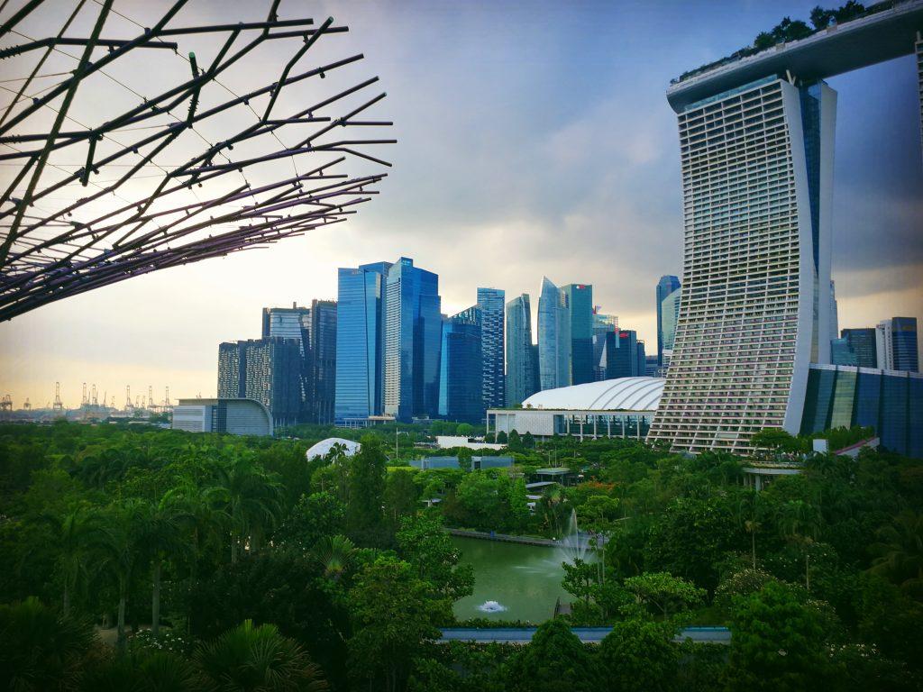 Read more about the article Auf Wiedersehen Asien – Hallo Singapur [SGP]